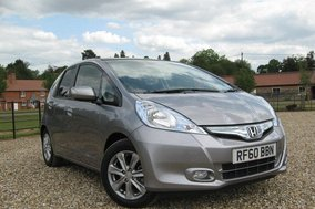 Honda Jazz Hybrid HX: Road test
