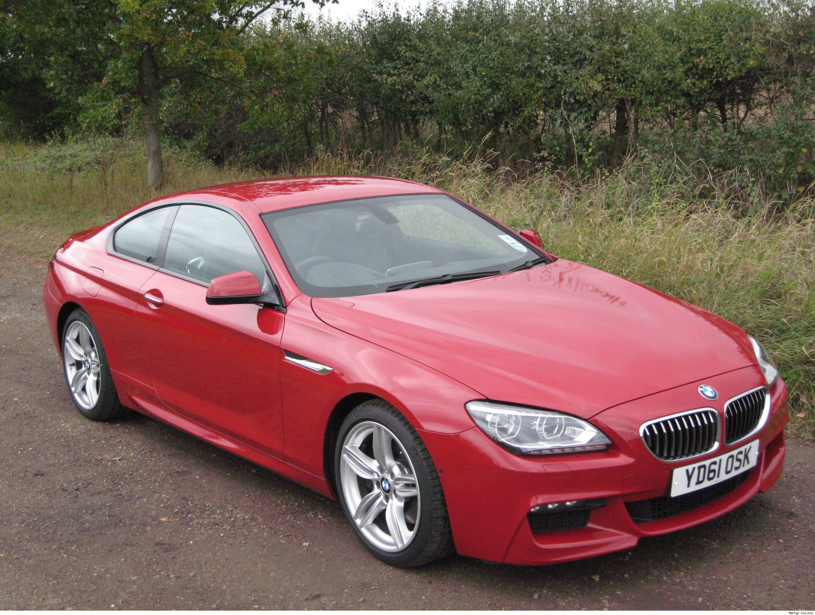 First drive BMW 6 Series Coupe  AOL UK Cars