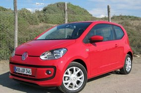 Volkswagen up!: First drive