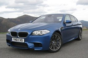 BMW M5: First drive