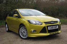 Ford Focus Zetec S: First Drive