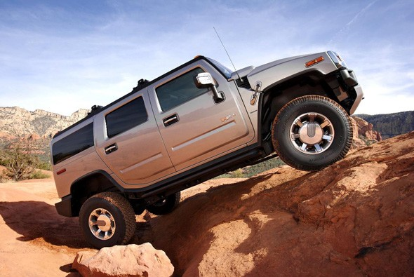 Hummer H2