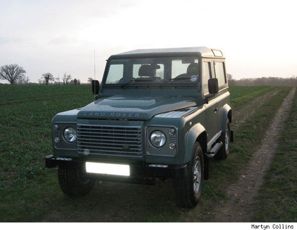 Land Rover 90
