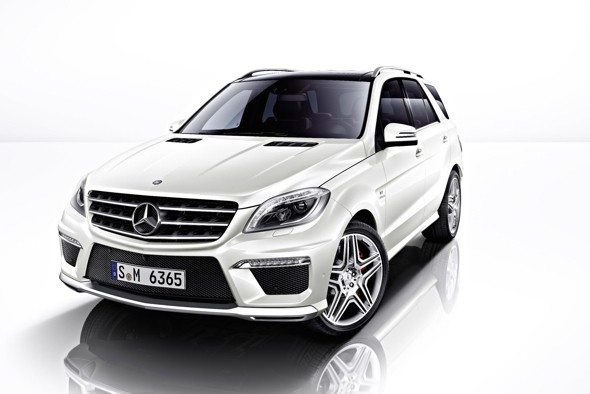 New mercedes ml 63 amg mega suv will tear your supercar up for New mercedes benz supercar