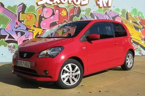 SEAT Mii: First drive