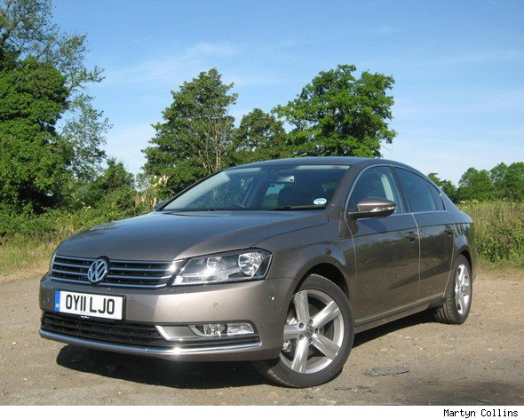 volkswagen passat 2 0 tdi bluemotion se road test aol uk cars. Black Bedroom Furniture Sets. Home Design Ideas