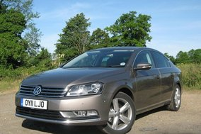 Volkswagen Passat 2.0 TDI Bluemotion SE: Road test