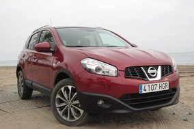 Nissan Qashqai 1.6 dCi: First drive