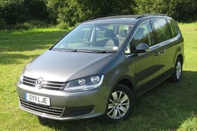 Volkswagen Sharan 2.0 TDi 140 SE BlueMotion: Road test