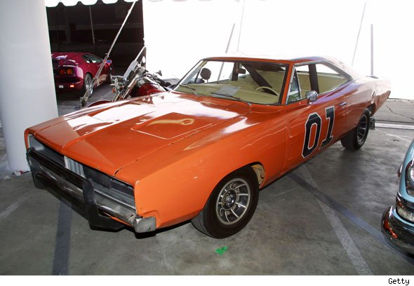 yee haw last surviving stunt charger from dukes of hazzard for sale aol cars uk. Black Bedroom Furniture Sets. Home Design Ideas