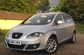 SEAT Altea XL 1.6 TDi SE Ecomotive: Road test