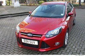 Ford Focus 1.6 Ecoboost long term test