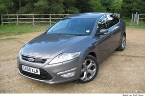 Ford Mondeo 1.6 EcoBoost Titanium X: Road test