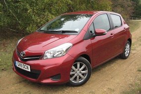 Toyota Yaris 1.33 VVT-i TR: Road test