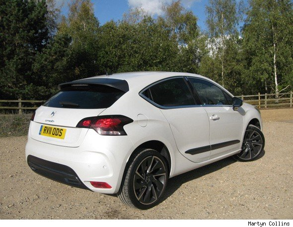 Citroen DS4 THP200 DSport