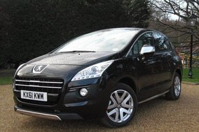 Peugeot 3008 Hybrid4: First drive review