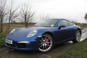 Porsche 911: First drive review