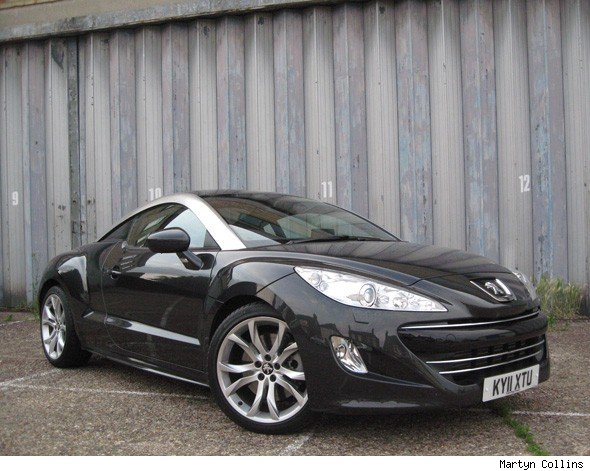 peugeot rcz 1 6 gt thp 200 road test aol uk cars. Black Bedroom Furniture Sets. Home Design Ideas