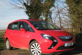 Vauxhall Zafira Tourer: First drive review