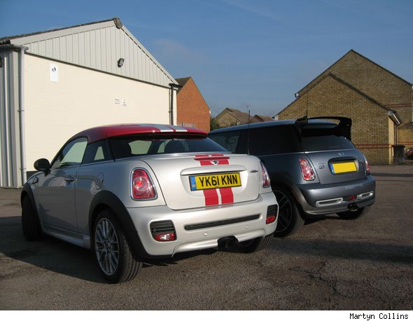 MINI JCW vs GP