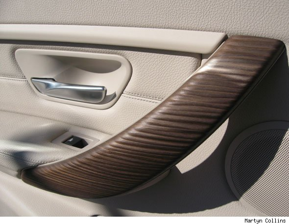 BMW 3-Series door handle