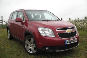 Chevrolet Orlando LTZ 2.0 VCDi: Road test review