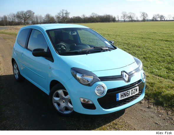 renault twingo dynamique 1 2 16v first drive review aol cars uk. Black Bedroom Furniture Sets. Home Design Ideas