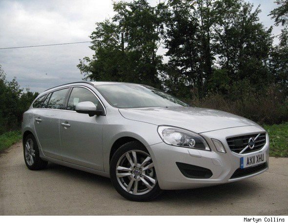 Volvo V60 1.6D DRIVe SE