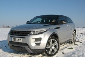Range Rover Evoque comparison: Road test review
