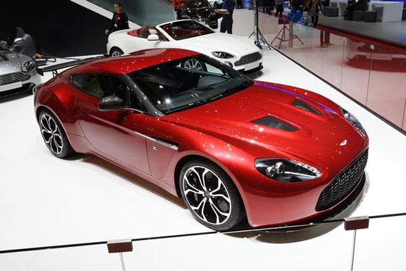 Aston Martin Zagato