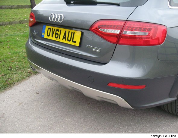Audi A4 2.0 TDi off-road