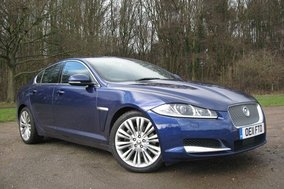 Jaguar XF 2.2D Portfolio: Road test review