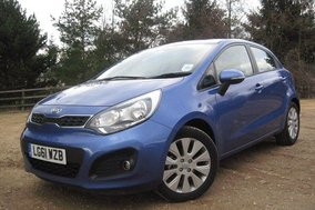 Kia Rio 1.1 CRDi Ecodynamics 2: Road test review