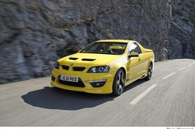 Vauxhall VXR8 Maloo: First Drive review