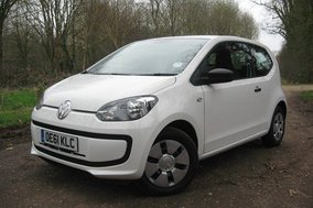 Volkswagen Take up! and Move up!: First drive review