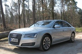 Audi A8 Hybrid: First drive review