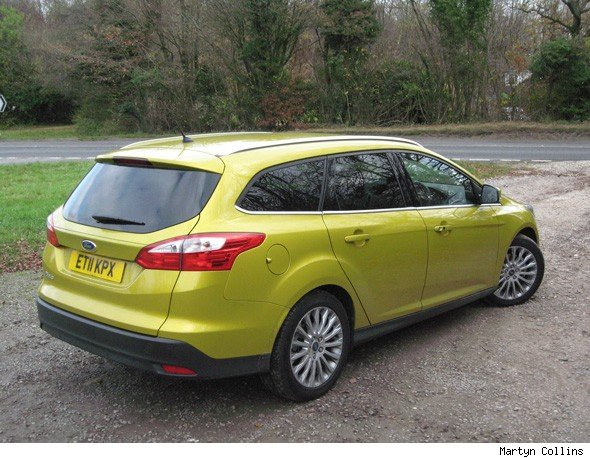 Ford Focus Titanium X 1.6 TDCi 115 Estate
