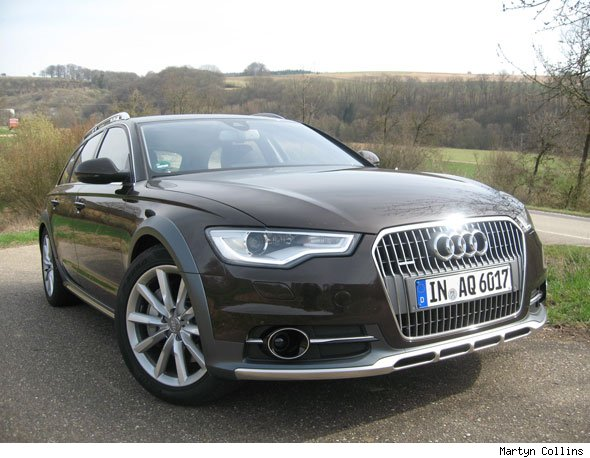 Audi A6 Allroad