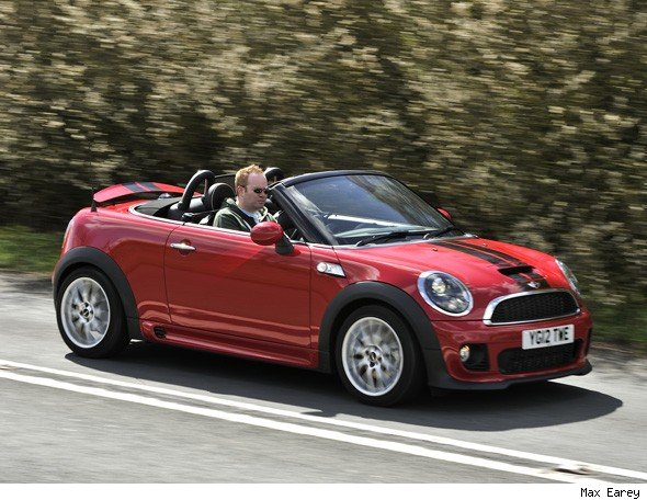 MINI Roadster: First drive review - AOL UK Cars