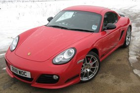 Porsche Cayman R: Road test review