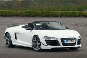 Audi R8 GT Spyder: First drive