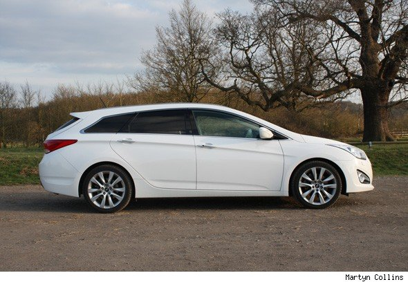 Hyundai i40 Tourer 1.7 CRDi Premium