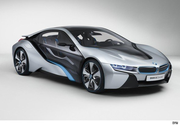 Bmw Launches First Electric Car Showroom In London Aol