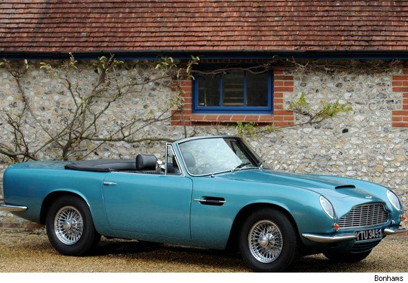 1960s Classic Classic Cars 1960s Was The