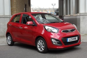Kia Picanto Long Term Test