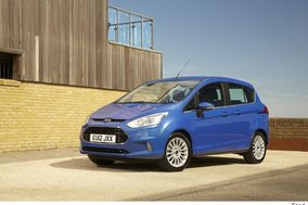 First drive review: Ford B-Max