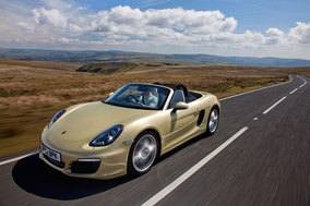 First drive review: Porsche Boxster S