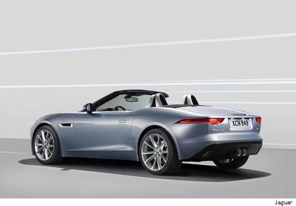 New F-Type attracts 1,000 deposits