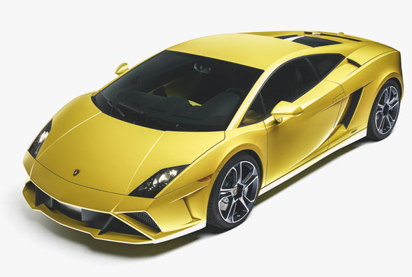 Lamborghini refreshes Gallardo