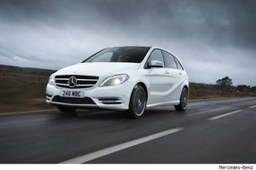 Road test: Mercedes-Benz B-Class